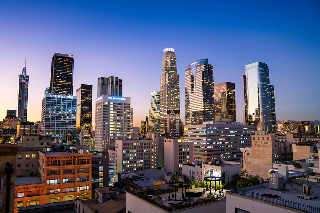 Highest Paying IT Jobs in Los Angeles