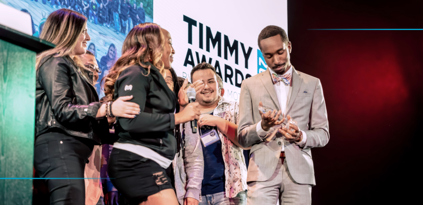 Motion's Event Series to Host Timmy Awards Digitally in 2020